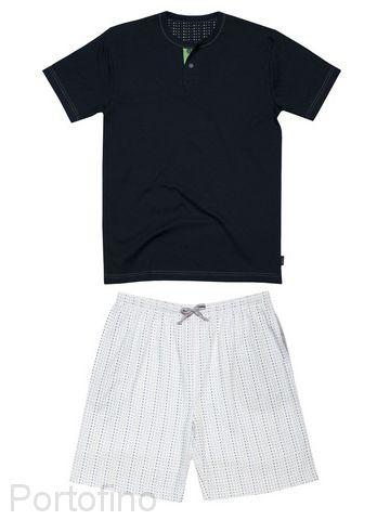 NMP-133 мужская пижама Атлантик