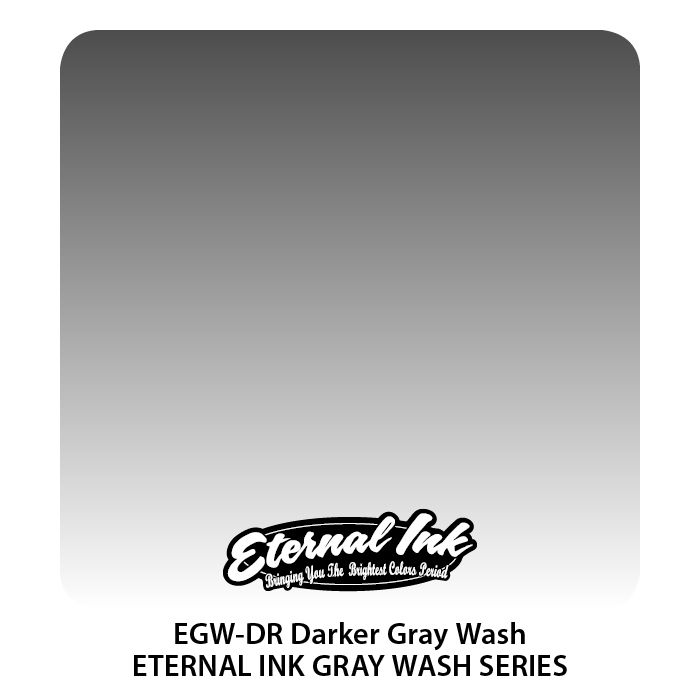 Eternal Ink Darker Gray Wash