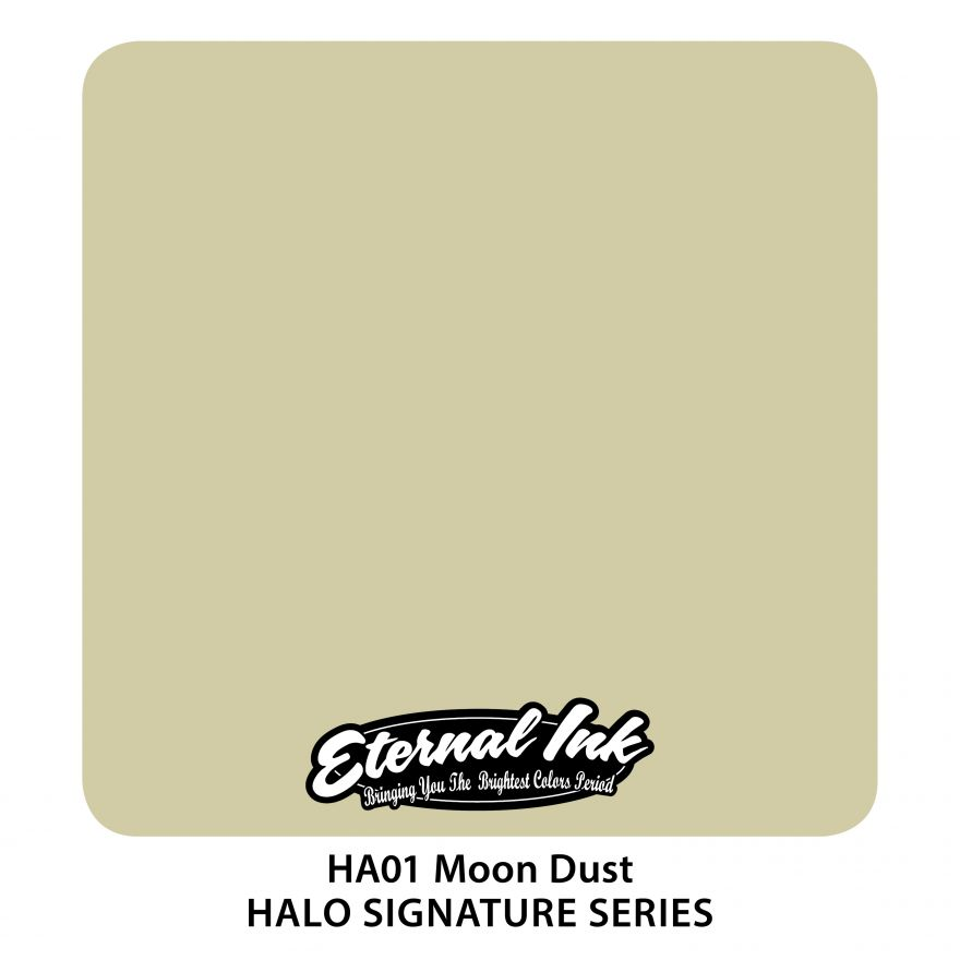 "Eternal ""Halo Fifth Dimension"" Moon Dust"