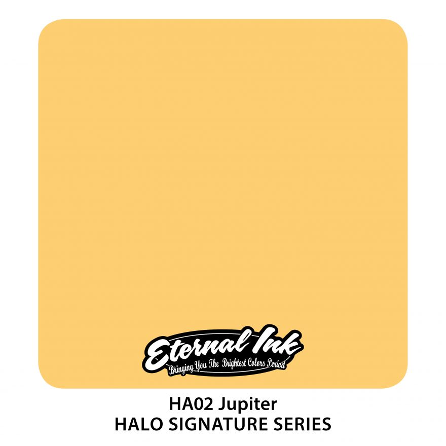 "Eternal ""Halo Fifth Dimension"" Jupiter"