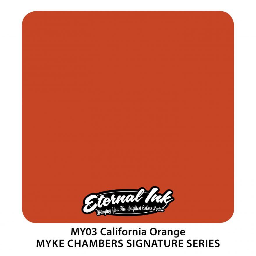 "Eternal ""Myke Chambers"" California Orange"