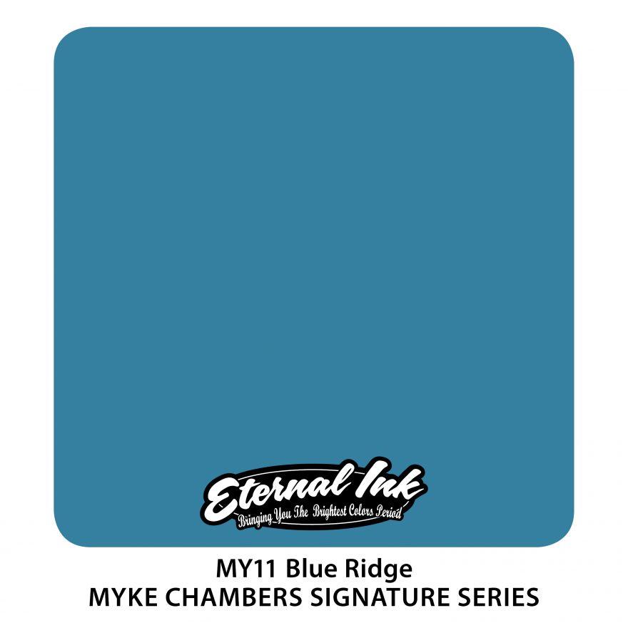 """Eternal """"Myke Chambers"""" Blue Ridge"""