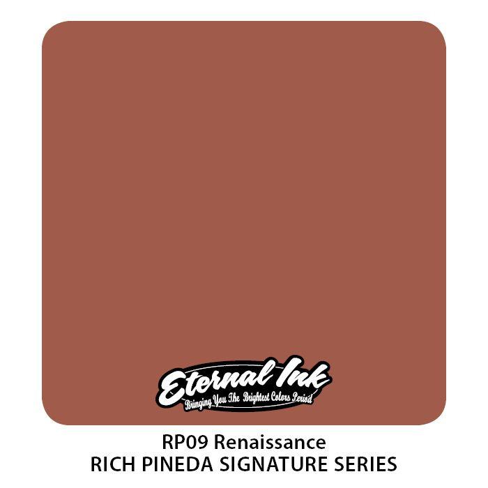 """Eternal """"Rich Pineda"""" Renaissance"""