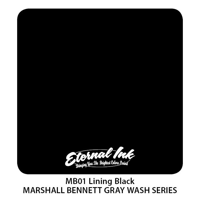 "Eternal ""Marshall Bennett"" Lining Black"