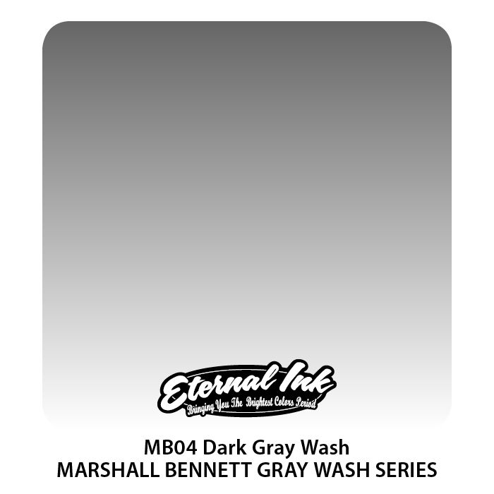 "Eternal ""Marshall Bennett"" Dark Gray Wash"