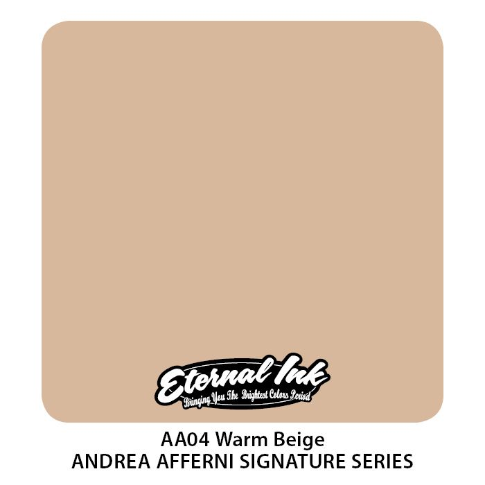"""Eternal """"Andrea Afferni"""" Warm Beige"""