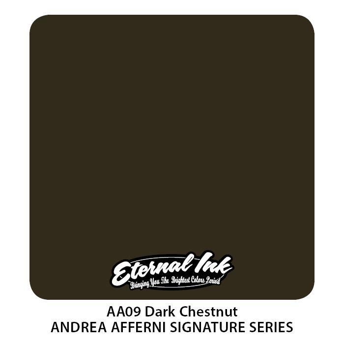 """Eternal """"Andrea Afferni"""" Dark Chestnut"""