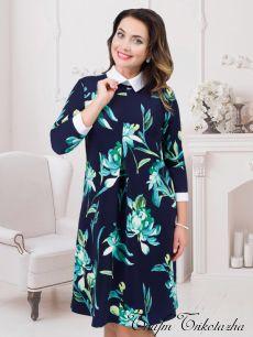 Платье Джардини (хиппи)