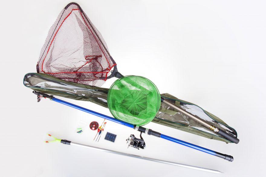 рыболовный набор kaida 400