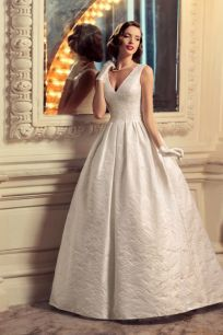 """Свадебное платье """"Джоли"""" от Татьяны Каплун"""