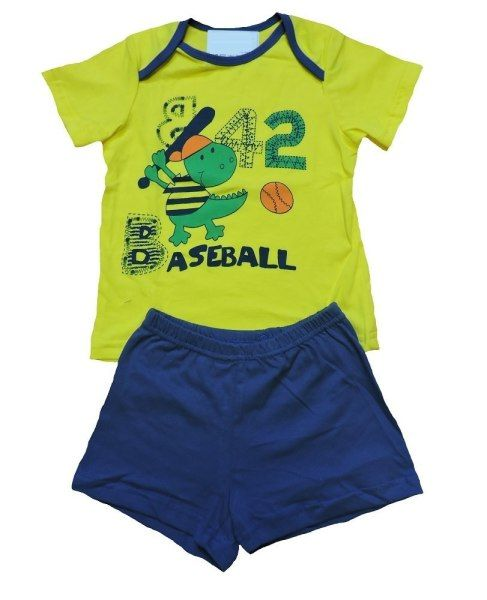 Футболка детская Бейсбол Efri-Sd115 (хлопок)