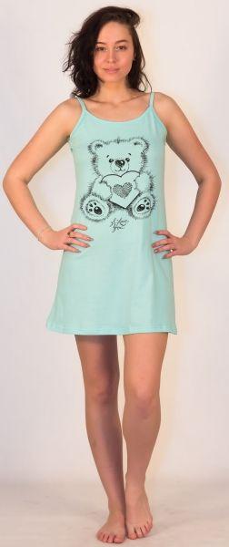 Сорочка женская Тедди Efri-Ss30 (хлопок)