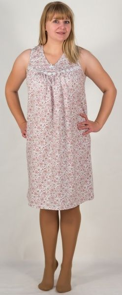 Сорочка женская Домашняя Efri-Ss23 (хлопок)