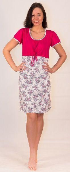 Сорочка женская Васелина Efri-Ss16 (хлопок)