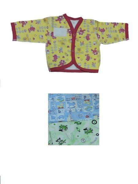 Рубашка детская Малыш Efri-Sd52ф (футер)