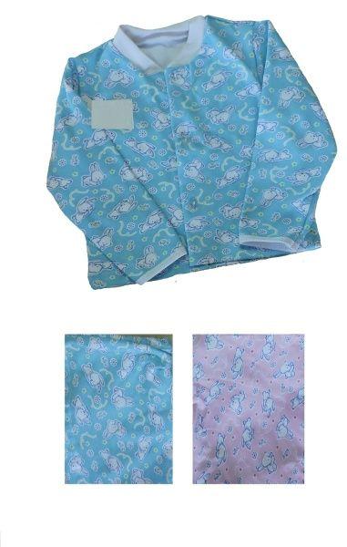Рубашка детская с длинным рукавом Efri-Sd28ф (футер)