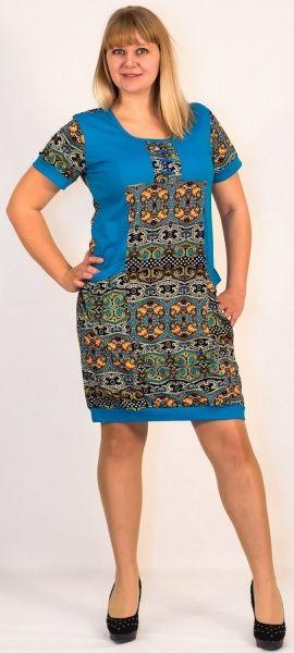 Платье женское Римма Efri-St54 (хлопок)