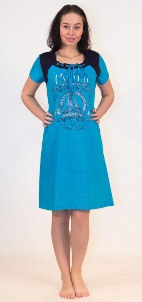Платье женское Бригантина Efri-St71 (хлопок)