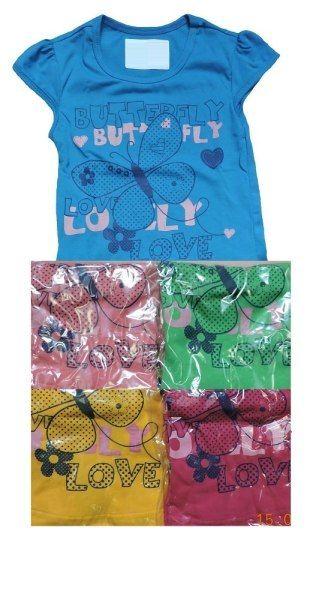 Блуза детская для девочки Боня Efri-Sd106 (хлопок)