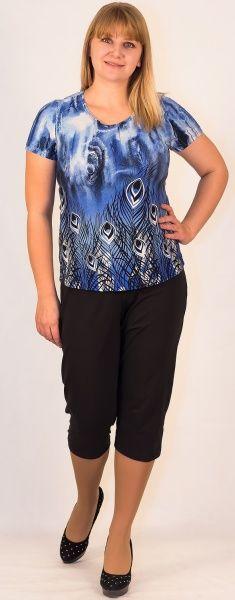 Блуза женская Диана Efri-Sf46в (вискоза)