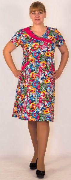 Платье женское Лилия Efri-St39 (хлопок)
