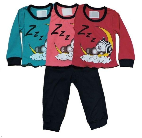 Пижама детская для девочки Соня Efri-Sd138и (интерлок)