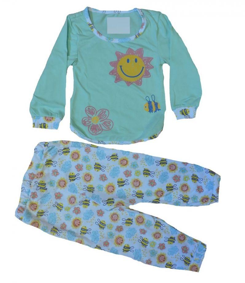 Пижама детская Пчелка-2 Efri-Sd181 (хлопок)