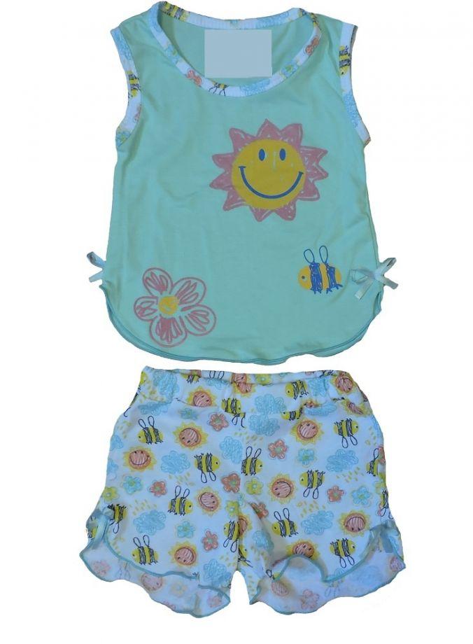 Пижама детская Пчелка Efri-Sd180 (хлопок)
