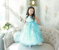 Пышное платье принцессы Эльзы