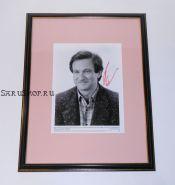 Автограф: Робин Уильямс. Джуманджи. Фото 1995 года. Редкость