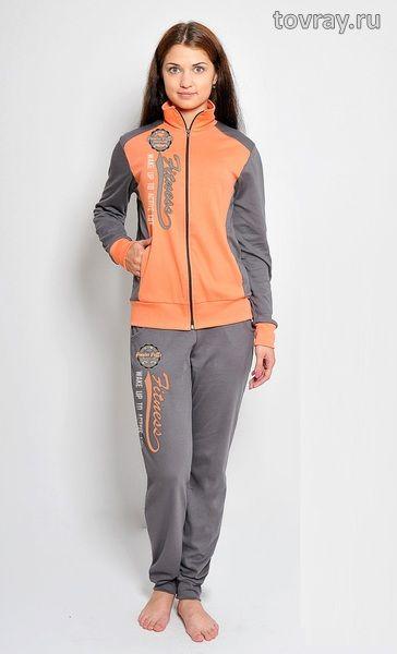 Спортивный костюм Фитнес Efri ТК-862