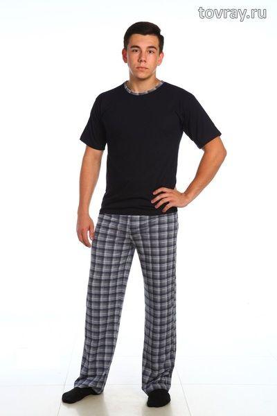 Пижама мужская Эконом Efri КР (IL)