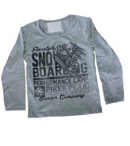 Футболка детская Snow Boarding Efri Sd90 (SF)