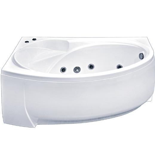 Акриловая ванна BAS  Фэнтази 150x80 без гидромассажа