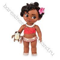 Кукла Моана в детстве Дисней