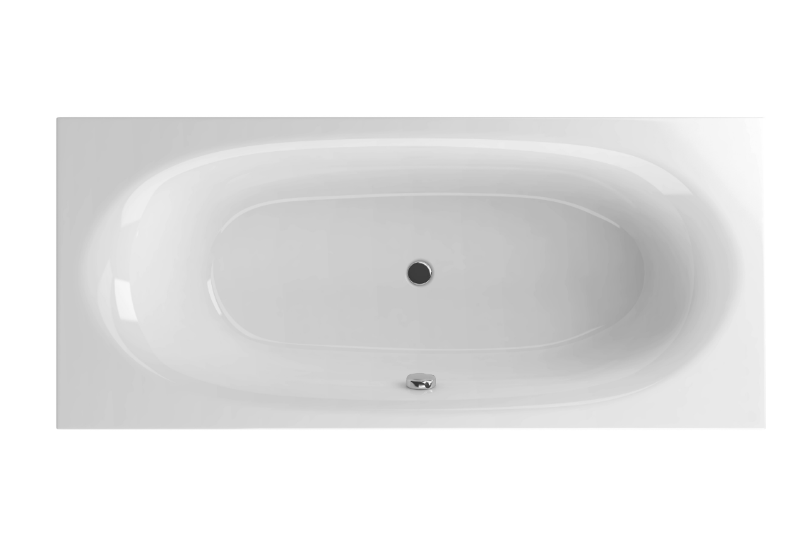 Акриловая Ванна EXCELLENT  Luca 180x80