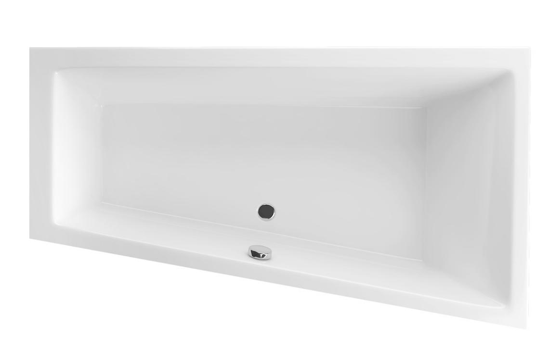 Акриловая Ванна EXCELLENT Sfera Slim 170x100 L/R