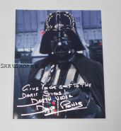Автограф: Дэвид Праус. Звёздные войны